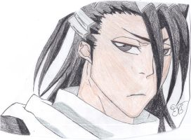 Byakuya by TheRedPineapple548