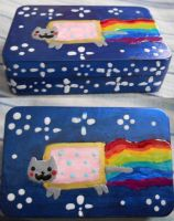 Nyan box by milacek