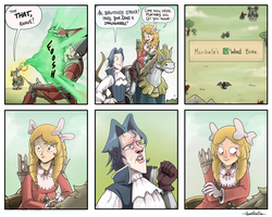 One for the Bards by QuadForceFive