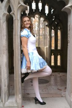 Alice Standing by Shawn-Saylor