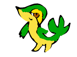 Snivy by ThugLink14