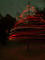 light painting by AnthonyRB1