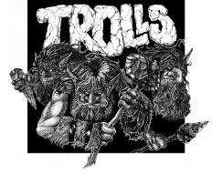 Trolls by Skirill