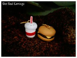 Fast Food :heart: by numb-existence