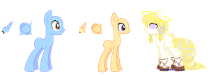 [RARE] Pony Breedable - CLOSED by Balance-Song