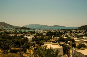 Bodrum Sight by kahver