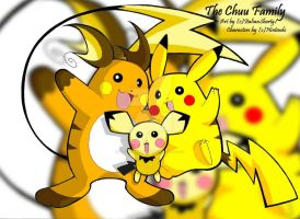 The Chu Family by ItalianShorty