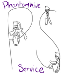 Fanart for Phantomhive Service by NoHomojaku