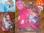 Rainbow Dash - FOR SALE - Sponsors BroNYcon by Stitchfan