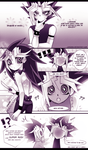 Chapter 1 'CURSE' Puzzleshipping Part 3 by LorSean