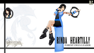 Rinoa - Forest Owls Leader by 2PlayerWins
