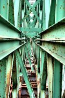 Bridge Grid Structure by basseca