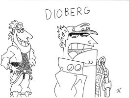 Dioberg by Infinity-Joe