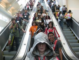 Assassins Creed ESCALATION by Waste-Of-Bandwidth