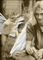 Kurt and Kitty - Wings by i-trust-ss