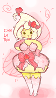 Cree La Ree by Ask-MusicPrincess3rd