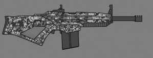 AR-92 Combat rifle by Ruthie420