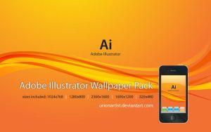 Illustrator Wallpaper Pack by orioncreatives