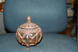 pot by priesteres-stock