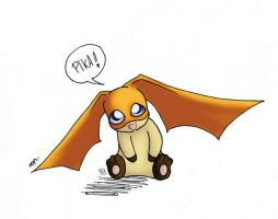 Digimon: Patamon said by ButterLux