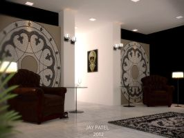 Lobby by AbstractLogicPattern