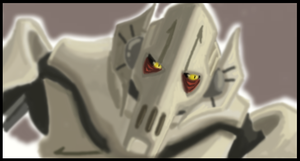 Another grievous muro doodle by PurpleRAGE9205