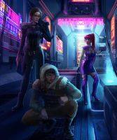 Shadowrun by Freiheit