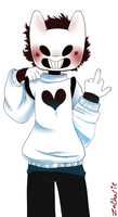 Zacharie! by FluffyPandaLove