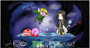 Final destination ,iscribble by SparxPunx
