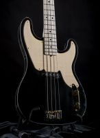 Custom '51 Telecaster Bass by RileyHavoc