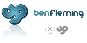 Ben Fleming's New Logo by MediaDesign