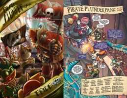 Pirate Plunder Panic GNP (Page 46 + 47) by darkspeeds