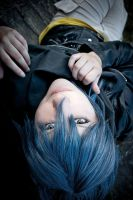 Nezumi - Just Forget The World by stormyprince