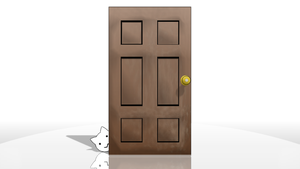 A door? by BottledWottle