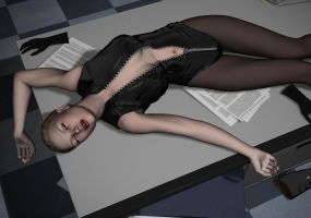 Black Arrow Searched 4 by Torqual3D