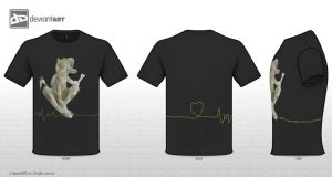 T-shirt design: Minimino by payclo3