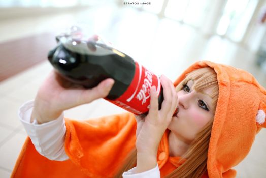 Umaru-chan by MarinyanCosplay