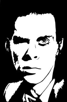 Nick Cave 2 by queen-ink