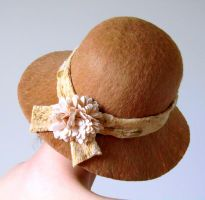 First kiss Hat by HandiCraftKate