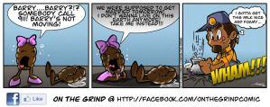 On the Grind - Coffee Bean Problems by geogant