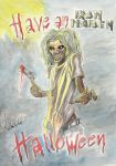 Have an Iron Maiden Halloween by BoogieChan98