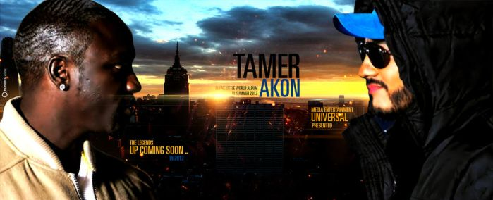 Tamer Akon by MemoCreativeVie