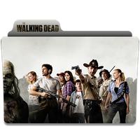 The Walking Dead by PatriciaS08