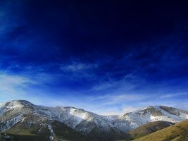 Southern Alps - New Zealand 2 by Mad-Murphy