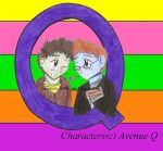 Avenue Q Fanart--Rod and Nicky by ShineCat