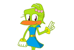 Dede the duck by Piemaster234