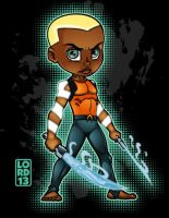 Young Justice Invasion- Aqualad by lordmesa