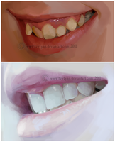 Practice: Mouths by AshleyKerins