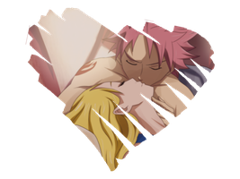 NaLu render heart 2 by teffiw