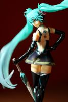 Figma Racing Miku .5 by Grims-Garden00